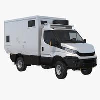 4x4 Motorhome
