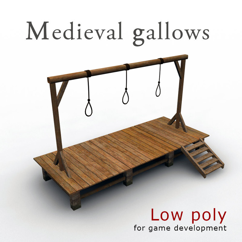 3d gallows unity