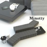 sofa lounge minotty set max