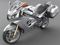 3d motobike moto bike