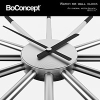Boconcept Watch Me Wall Clock 3D Model