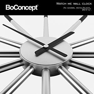 3d model boconcept watch wall clock