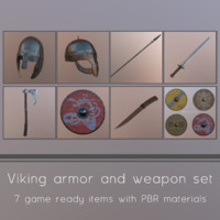 Viking Weapons and Armor