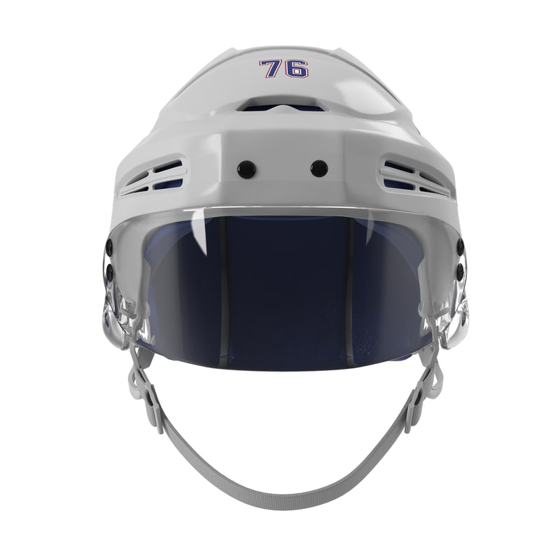 hockey helmet generic 4 3ds