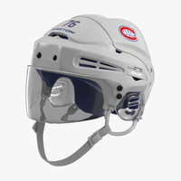 hockey helmet montreal canadiens 3ds