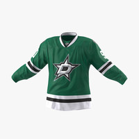 Hockey Jersey Dallas Stars