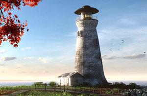 old lighthouse blend