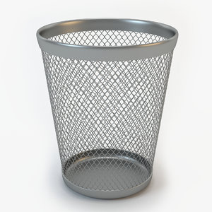 3d model mesh bin