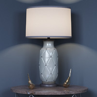 3d couplet table lamp model