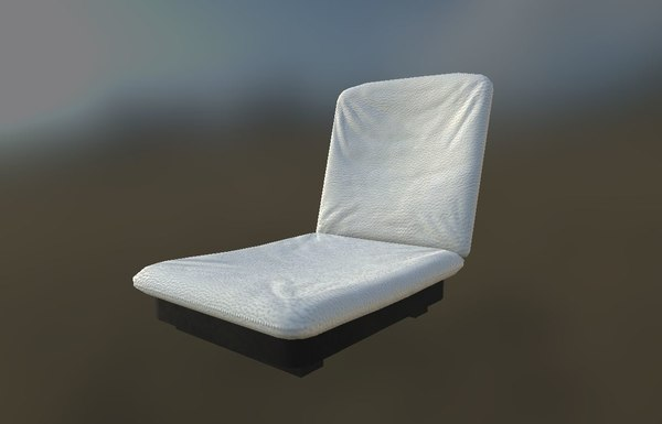 3d model couch sofa chair