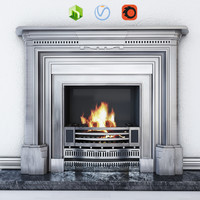 max fireplace knightsbridge insert