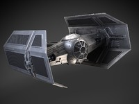 Star Wars Tie Fighter Advanced