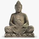 Buddha statue 3D models