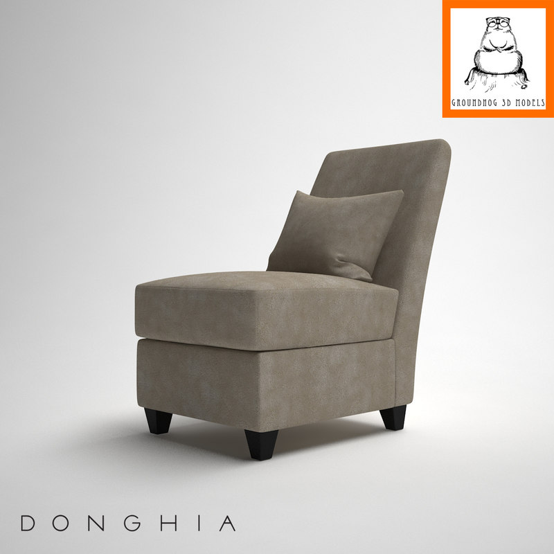 3d model groundhog   donghia cooper