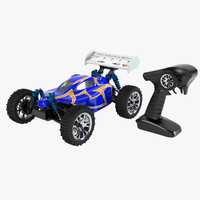 Rc Buggy Car & Control Set