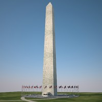 Washington Monument HD