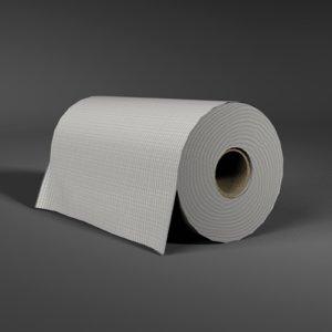 3d paper towels model