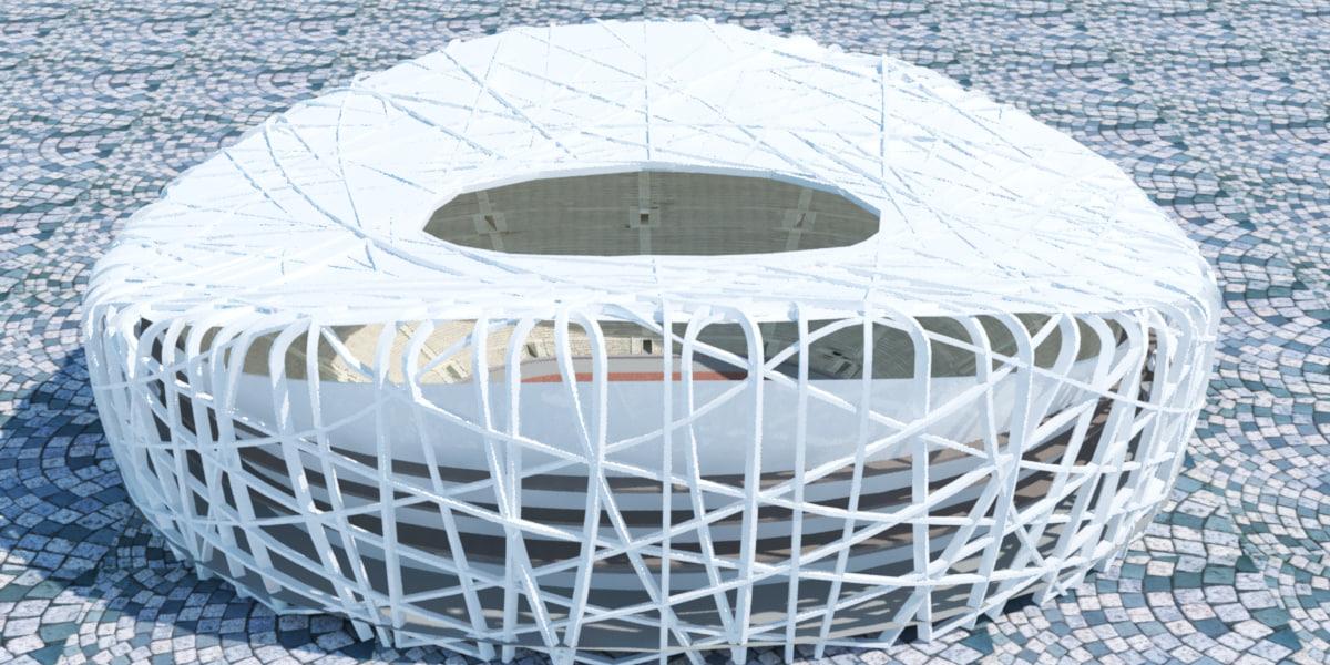 beijing national stadium max