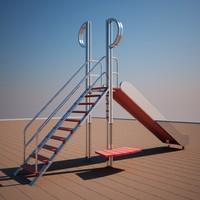 Scissor Slide