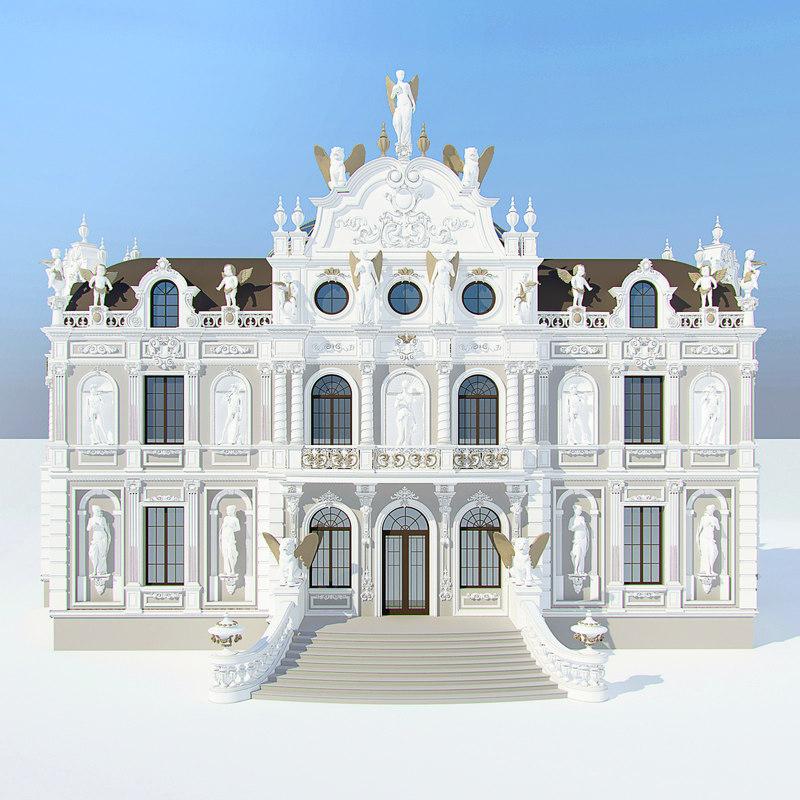 max baroque villa