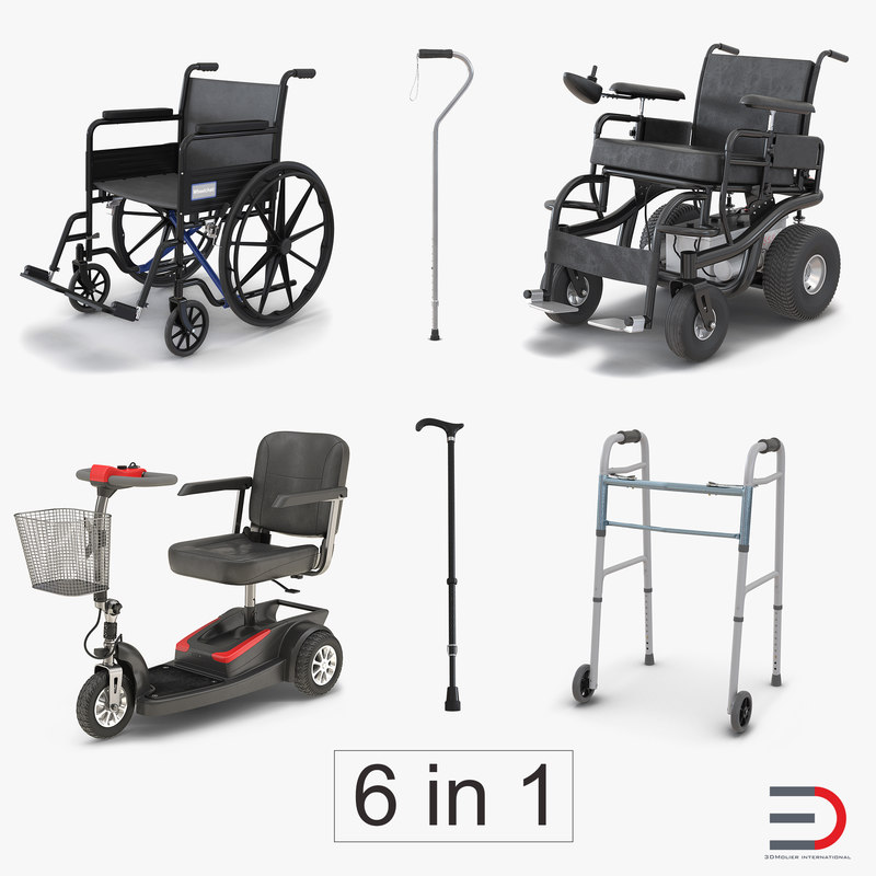 mobility aids 3 max