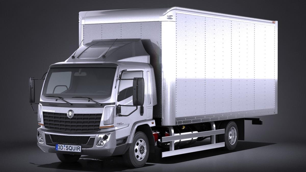 max generic cargo truck