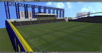 3d stadium panaitolikos agrinio