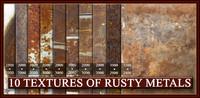 rust metal textures vol.1