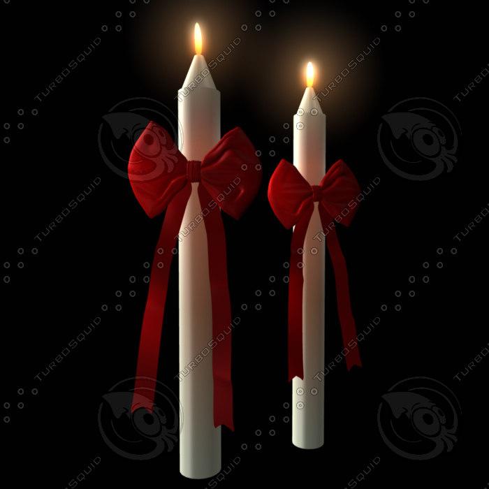 max christmas candle wax lamp light