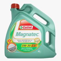 Castrol Magnatec Oil 01