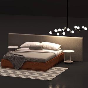 3d noah bed