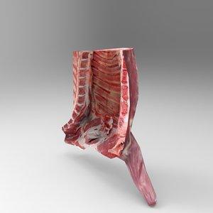 meat 03 3d model