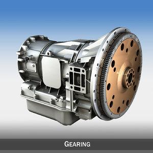 3d c4d automatic transmission