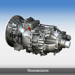 transmission trans 3d 3ds