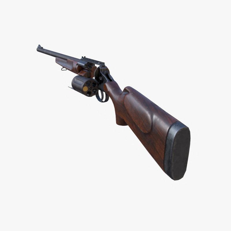 mts255 shotgun revolving guns max