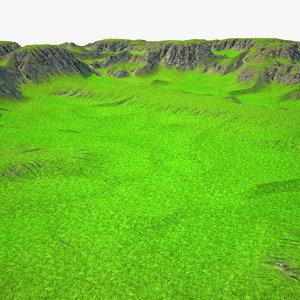 max terrain
