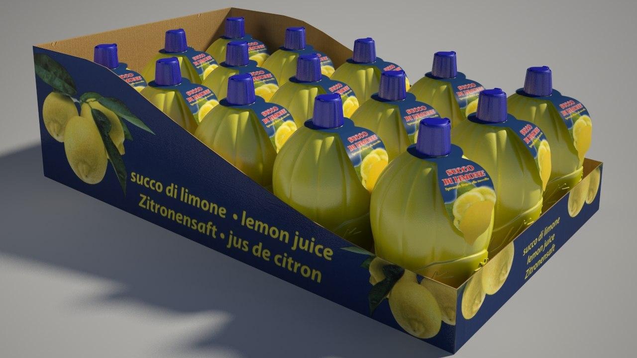 max lemon juice box