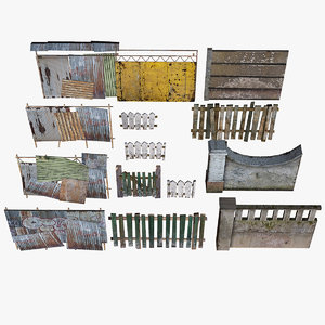 modular fence pack max