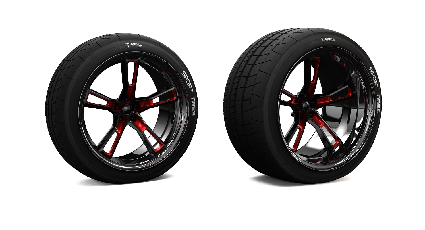 3d custom wheels camaro model