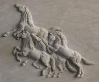 obj relief wild horses
