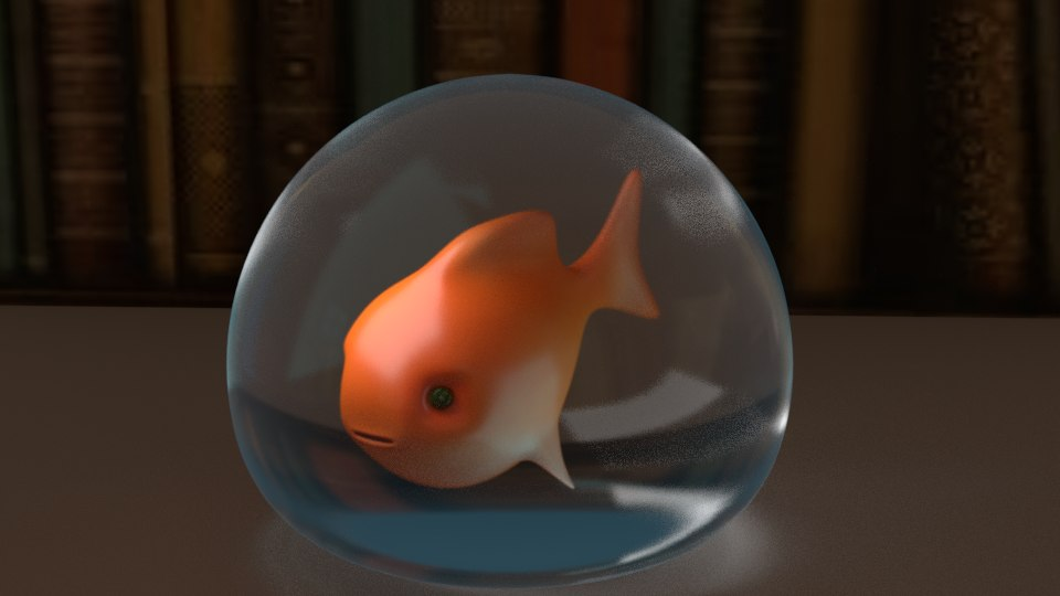 gold fish 3d 3ds
