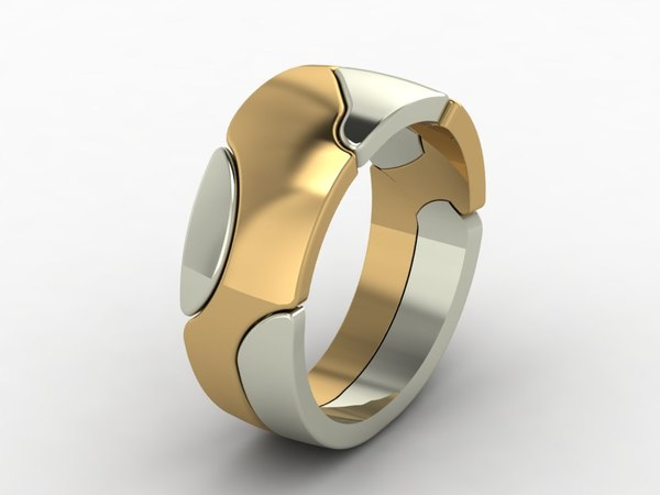puzzle ring 3d 3ds