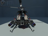 mh6 helicopter x