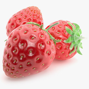 max strawberry close-ups