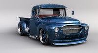 ZIL-130 stance