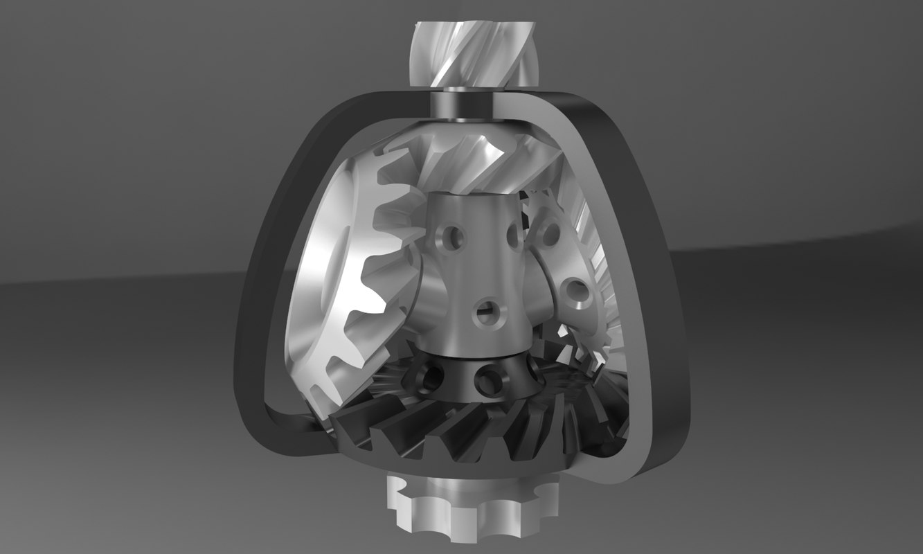 differential bevel gear epicyclic max