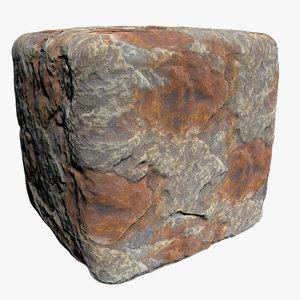 Rock 50 - Photogrammetry texture