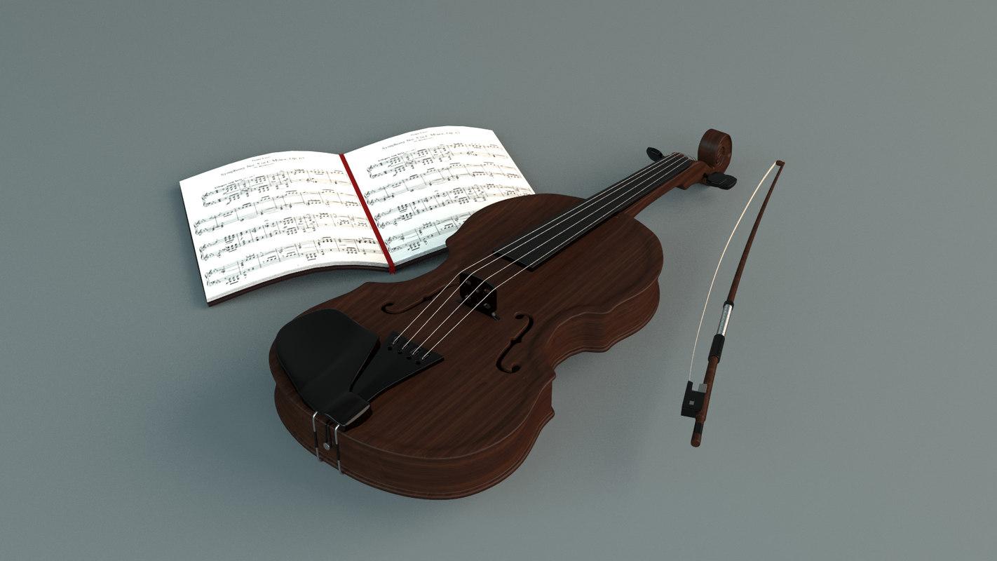 3ds violin