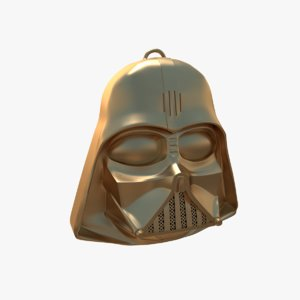 mask v darth 3d 3ds