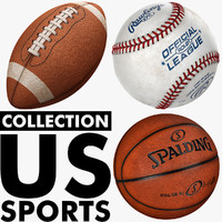 US-Sports Ball Collection